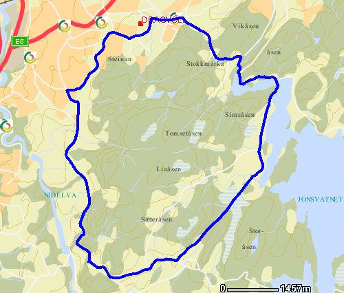 savalen kart Hoydeprofiler sykkelritt savalen kart